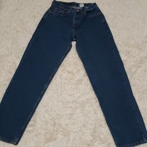 Levi's Red Tag High rise 560 Jean's.